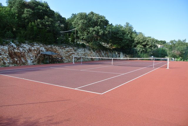 Tennis - Mas Du Grand Bosc